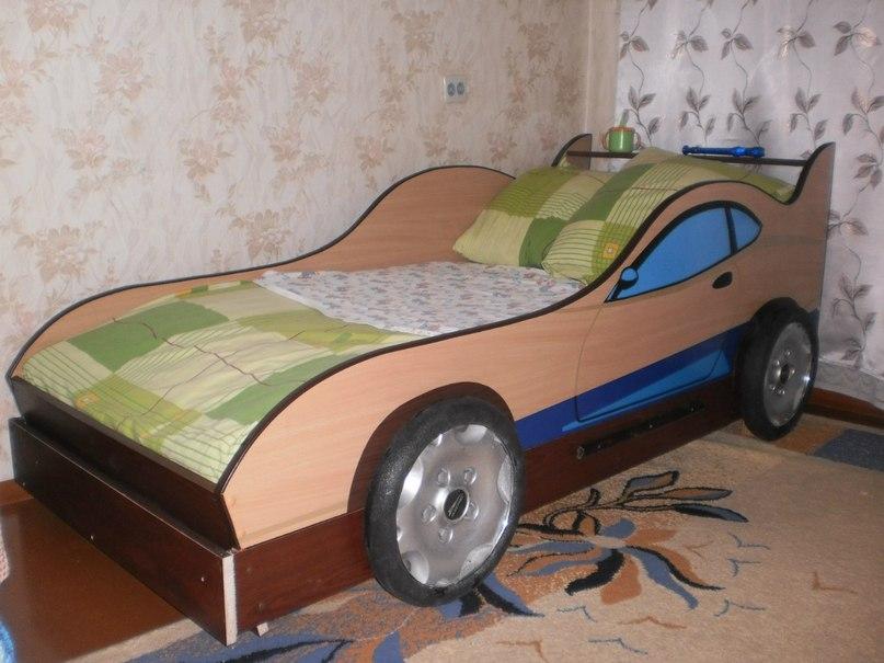 Сделай своими руками детскую кровать