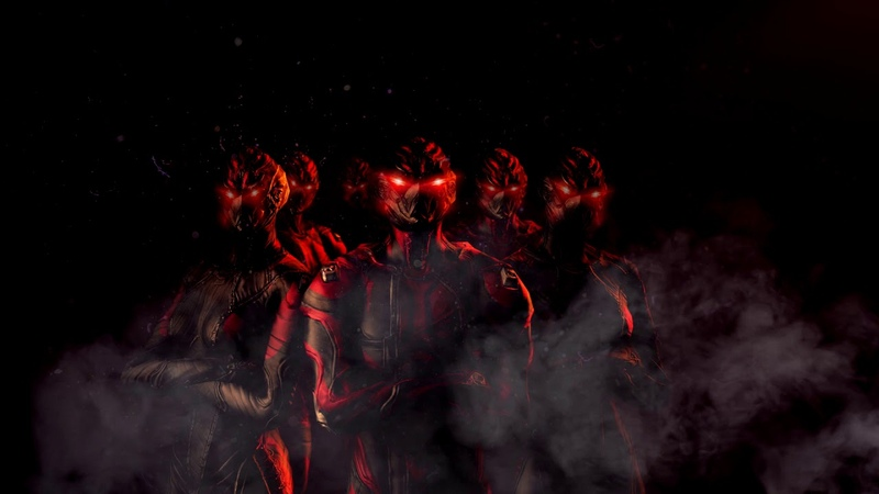 Incorporeal White Eyes - The Red Veil