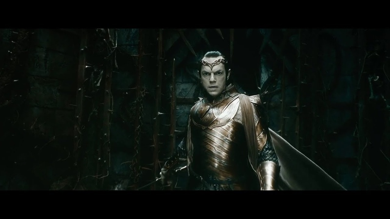 Lord Of The Rings/The Hobbit - Elrond's Fights, Skills Abilities