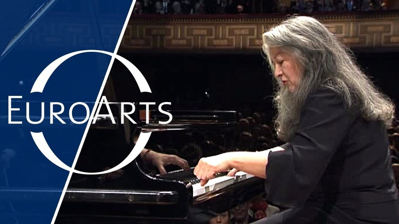 Martha Argerich: Ravel - Piano Concerto in G Major | Nobel Prize Concert 2009