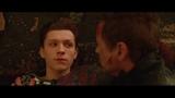 Avengers Infinity War Spider-Man Disappearing from the World Last scene VFX Breakdown