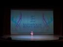 4 Хореографическая школа Ланде Соло Катрина Климаса Вариация говорящей куклы