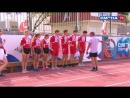 Работа судейской коллегии на Всероссийских спортивных соревнованиях школьников «Президентские состязания-2018» в ВДЦ «Смена»