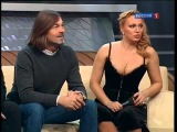 кристрина РЕЙ и Олеся малибу в 'Прямой эфир' т 08 12 2011