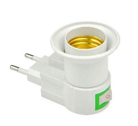Адаптер с выключателем для ламп за 064 - 087