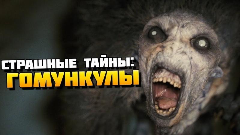 ГОМУНКУЛЫ: Страшные тайны фильма «Не бойся темноты»