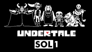 Undertale #1 - RPG для пацифистов (s)