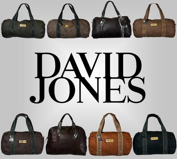 David Jones (Дэвид Джонс): Стоковые цены на сумки и аксессуары