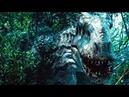 Indominus Rex Camuflada - DUBLADO HD | Jurassic World : O Mundo dos Dinossauros (2015)