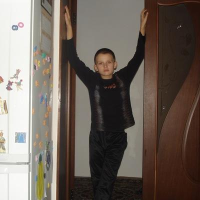 Данил Кравчун, 3 января 1996, Санкт-Петербург, id226912530
