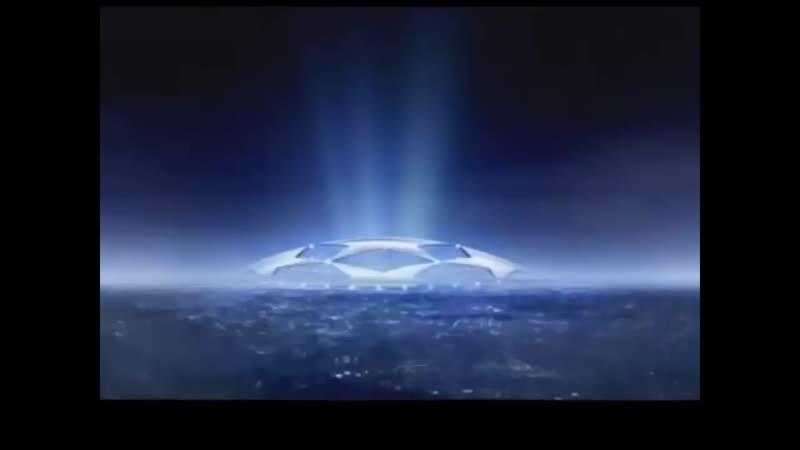 Заставки Лиги чемпионов 1993г 2013г