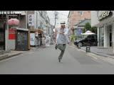 Dancer BLO (Korea) - UK JAZZ DANCE, BEBOP Dailydance TV