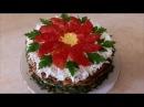 КАБАЧКОВЫЙ торт рецепт БЛЮДО как закуска или лёгкий ужин Украшение блюда