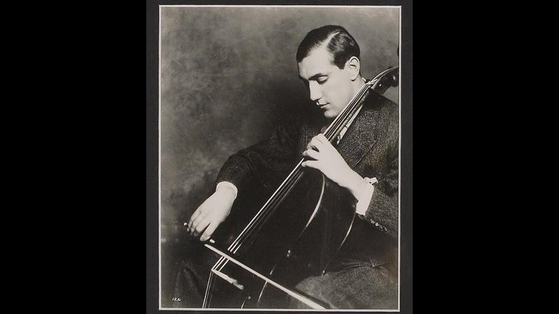 Piatigorsky - Schumann : Cello Concerto a-moll Op.129 (1934)