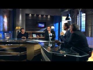 Михаил Дегтярёв в программе «TranSЛИТ» на ТК RTVi