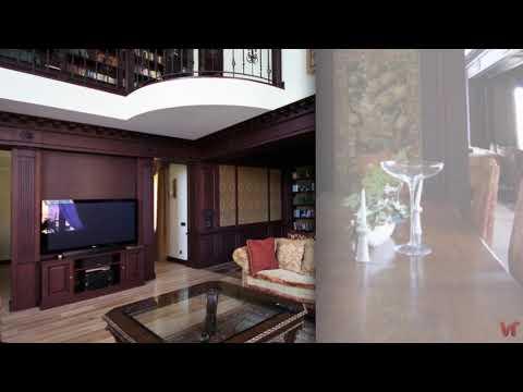 Дизайн интерьера дома площадью 500 кв.м .в Подмосковье, посёлок Ватутинки, для пожилой пары