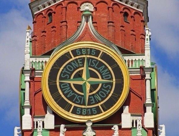 Приказом президента России Вольдемара Питуна, на башню Кремля вместо устаревших...
