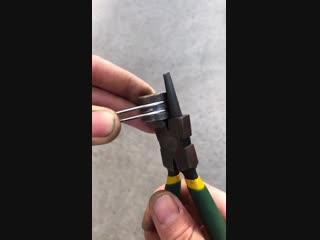Я сам могу сделать железную пряжу