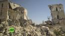 Reportage aus Syrien: Wiederaufbau und Rückkehr von Flüchtlingen