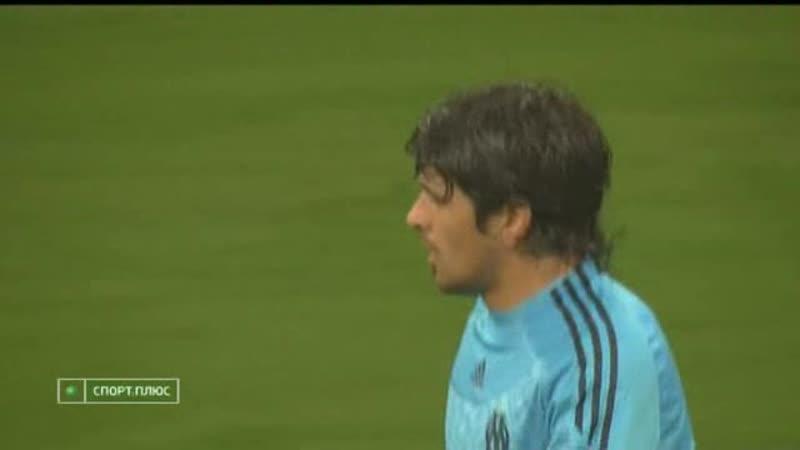 121 CL-2009/2010 AC Milan - Olympique Marseille 1:1 (25.11.2009) HL