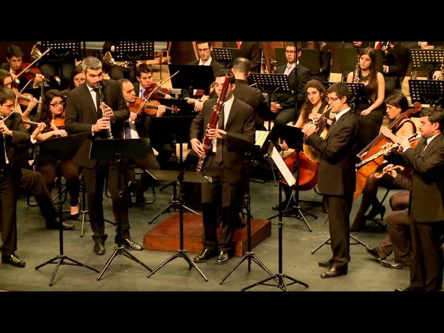 Sinfonia Concertante Lindpaintner ZOAR