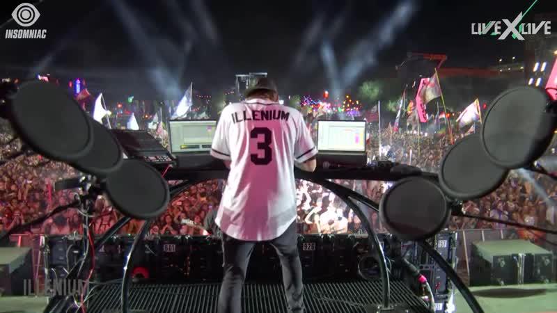 Illenium - EDC Orlando 2018