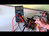 Jack and Alexx customs. Testing of Chinese Power Supply