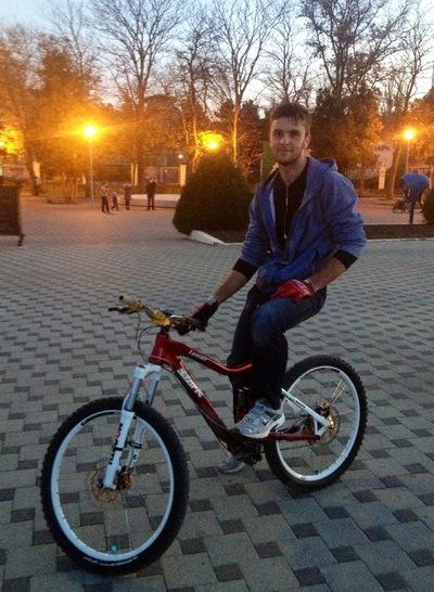Александр Пономарев, 14 апреля 1987, Анапа, id127159466