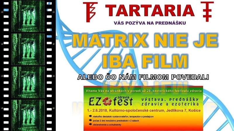 Ing. Vladimír Laubert - Matrix nie je iba film