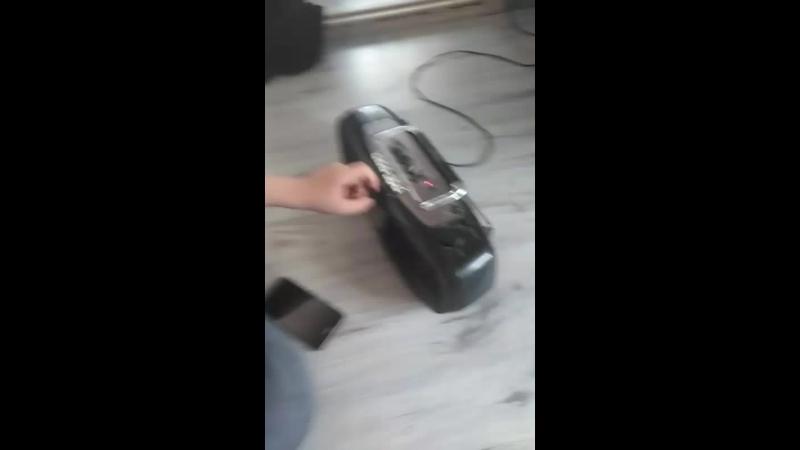 Перезаписываем кассеты