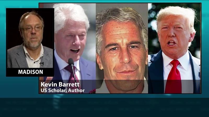 Ghislaine Maxwell was Epstein's Mossad handler: Scholar