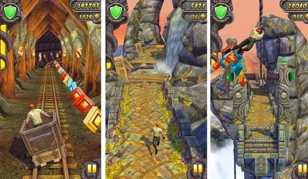 Скачать Temple Run 2 для android