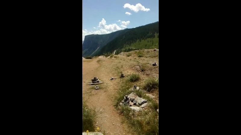 Перевал Кату - Ярык