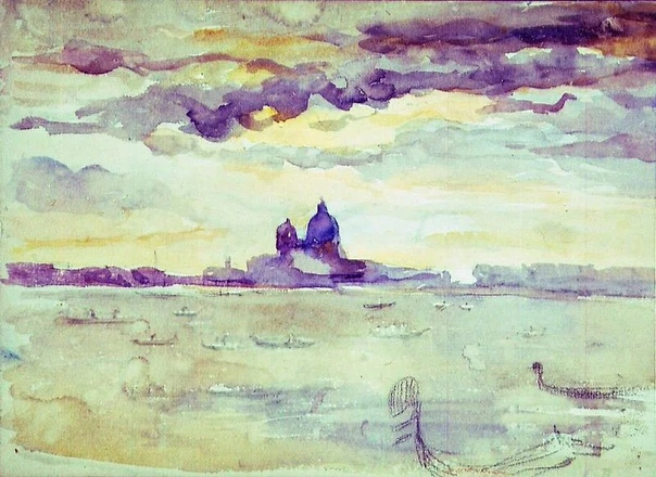 Славу Рашкай называют первой из хорватских импрессионистов