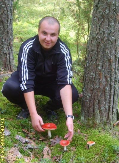 Александр Никитин, 16 февраля 1982, Москва, id164832491