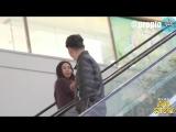 Reacciones de Chin 40s tras ser Tocadas por Desconocidos Escaleras Eléctricas - MEJORES BROMAS
