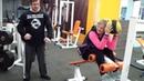 Обучение в фитнес школе ПЕРСПЕКТИВА. Практика проходит в Х-ПРАЙДе. Часть 5