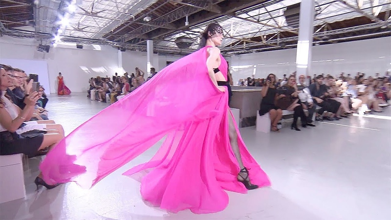 Georges Chakra Haute Couture Fall Winter 2018 2019 Full Show Exclusive