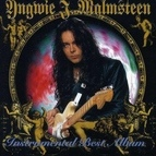 Yngwie Malmsteen альбом Instrumental Best Album