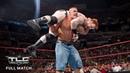 FULL MATCH John Cena vs Sheamus WWE Championship Tables Match WWE TLC 2009 WWE Network
