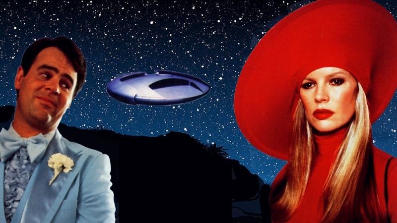 «Моя мачеха - инопланетянка»./ «My Stepmother Is an Alien». (1988).