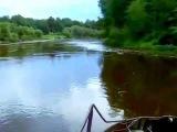 Отдых на реке Ветлуге! _Россия-Russia