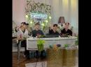 [ENG SUB] V LIVE EXO CHANYEOL, D.O, BAEKHYUN, SEHUN Eating Show