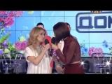 Ольга Орлова в качестве ведущей в шоу дом-2 (Эфир от 25.03.2017)