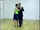 Танго вальс Урок 2 Каденсия перекрёстная