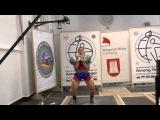 Дьячков Олег (толчок), гири 24+24 кг, результат 158 , тренер ЗМС Сергей Васильевич Меркулин