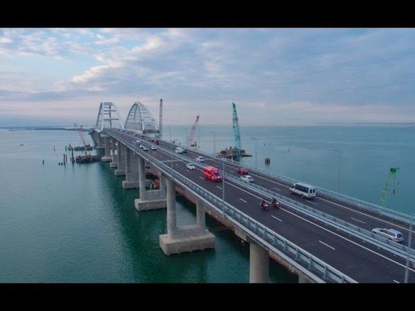 Окупанти посилили охорону Кримського мосту. Загроза Азову!