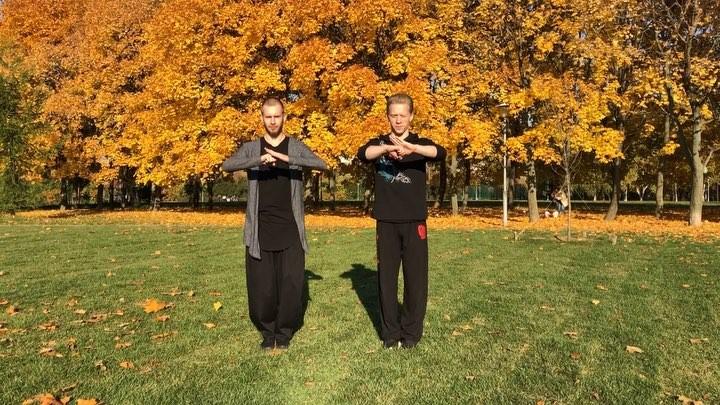 Kung fu Masta🐉 Anton Antonov on Instagram Зарисовка на тему Варианты применения Ча Цюань с моим другом и коллегой @vadimlava Кто желает получит