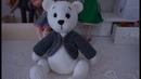 Polar bear crochet tutorial