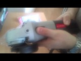 Болгарка (УШМ) Интерскол УШМ-125/900 - unboxing, краткий обзор
